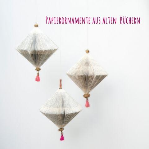 1000 ideas about basteln mit alten b chern on pinterest - Basteln mit alten holzbalken ...