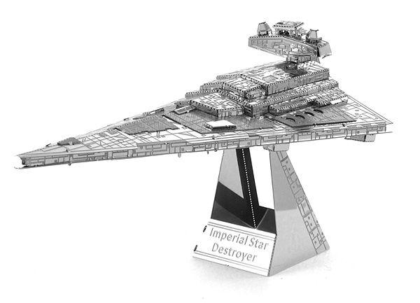 Star Wars Metal Earth Model Kits - Imperial Star Destroyer