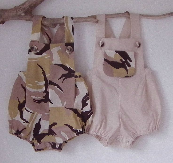 Baby Boy Clothes Baby Boy Rompers Baby Boy Clothing Camouflage Romper Summer Camo Sunsuit Toddler Clothes Baby Shower Christening Baptism by PetiteCousine on Etsy