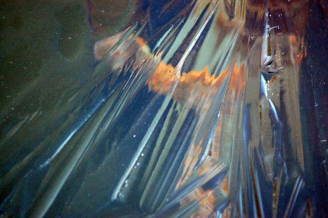Jemina Staalon Veden vuosi 2: Marraskuussa lumpeiden tanssi jään alla