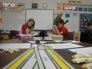Community support is key to success at Pioneer Elementary School in Gilbert, AZ.