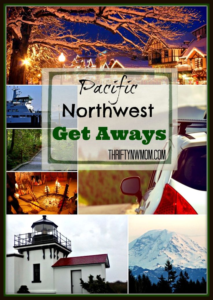 Find this weeks best cheap weekend getaway ideas for the Northwest. We update the list weekly, with the best deals we can find for local favorite getaways!