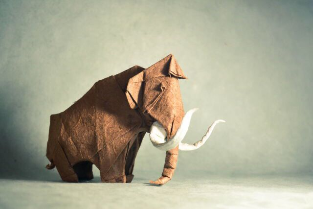"""Mammoth"" by Gonzalo Calvo"