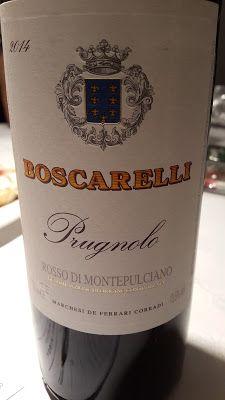 Baccanera, Viaggio nel mondo del vino: Boscarelli e i suoi vini di territorio