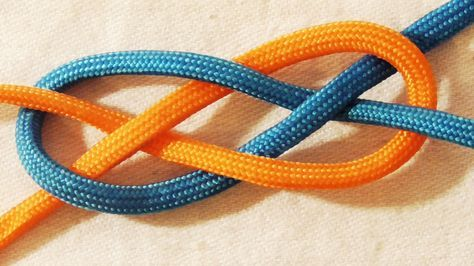 Easy instructions for how to tie a Carrick Bend in this knot tying video tutorial. The carick bend is a strong knot that makes an excellent way to tie two ro...