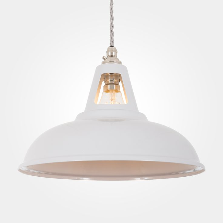 Independent UK lighting company. Stocking the best in Vintage Industrial lighting. Striking, atmospheric lights for those passionate about design.