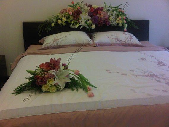 Harmonies Wedding Bedroom Decorating with Simple Designs | Goes ...