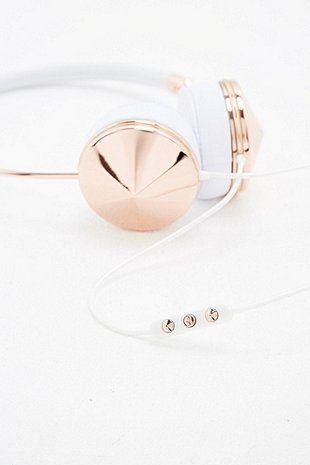 Frends Layla Rose Gold Headphones