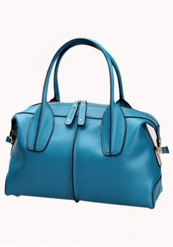 Ashley Weekender in Blue http://www.contempobags.com/ashley-weekender-bag/