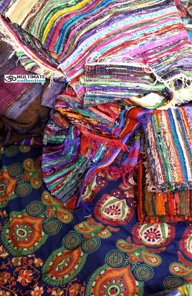 Find This Pin And More On Chindi Rug Area Rag Handmade Recycled Bohemian Vintage By Smultimate