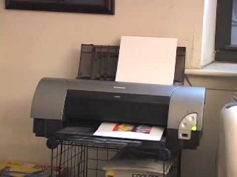 Printing photos on fabric - YouTube
