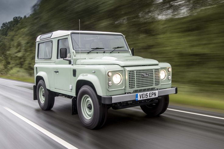 "Land Rover design boss Gerry McGovern says the new Land Rover Defender is ""not far away."" Read what to expect on the new model here."