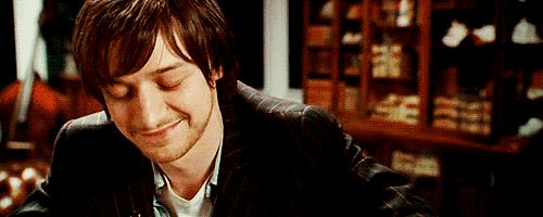 James McAvoy, from the movie Penelope <3 <3