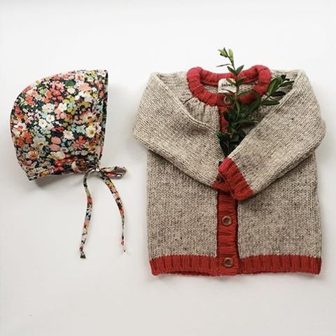 Nice Friday outfit inspiration with babaà Cardigan