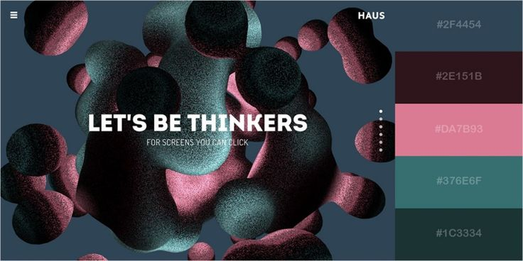 44 Beautiful Colour Schemes From Award-Winning Websites - UltraLinx