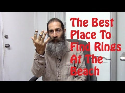 The Best Place to Find Rings On The Beach Metal Detecting