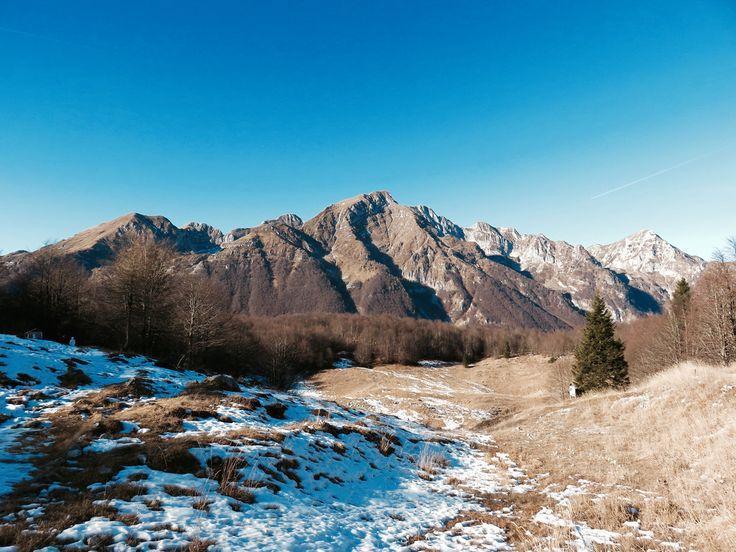 Prima dell'inverno, Piancavallo, Pordenone