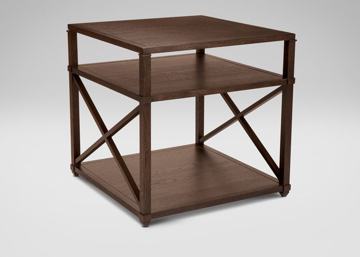 Highland Square End Table