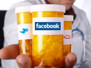 67 percent of physicians use social media for professional purposes. Does yours?