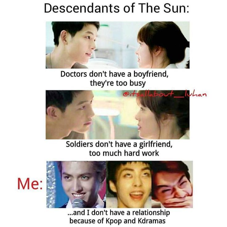 Descendants of the Sun | ME.