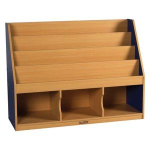 ECR4KIDS 3 Tray Large Book Stand  available at Walmart