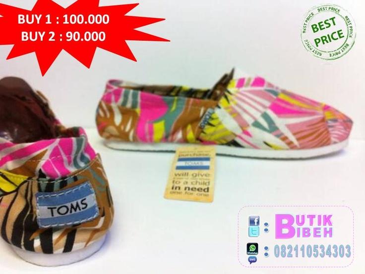 for sale TOMS MURAH