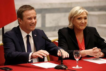 #LePen #names #nationalist as prime minister...