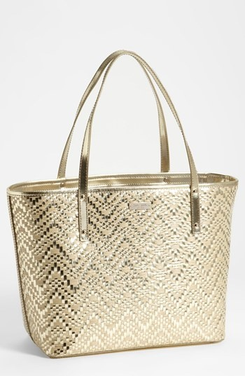kate spade new york 'bayside park - small coal' tote available at #Nordstrom