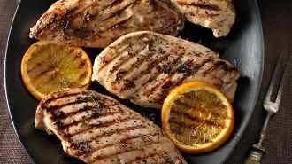 Grilled+Herb-Rubbed+Chicken