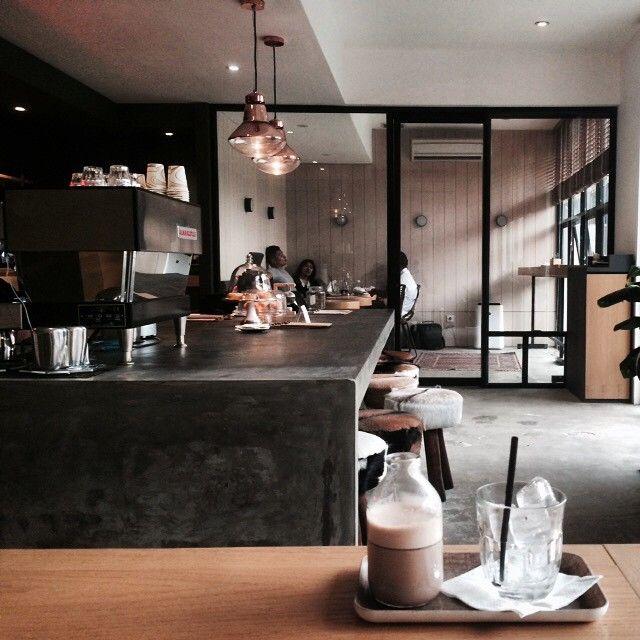 Woodpecker Coffee in South Jakarta / photo by bringmetokl