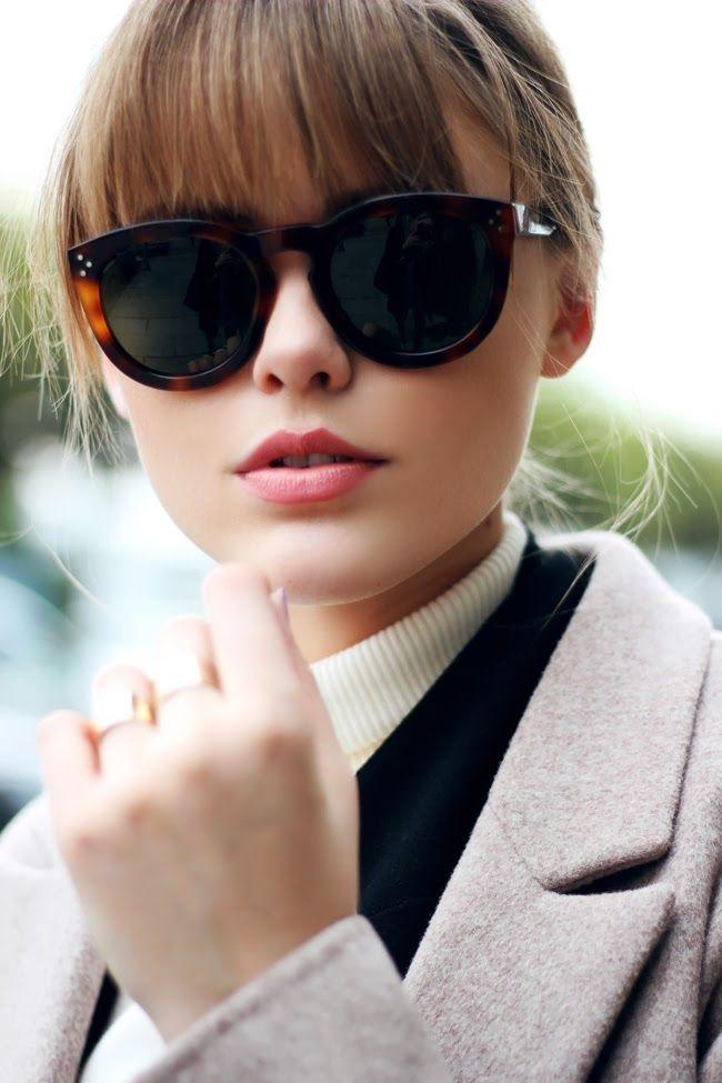 cat eye sunglasses for round face
