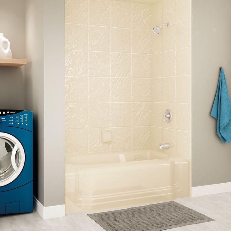 A bath fitter tub will light up your bathroom bath for Bath fitters