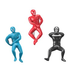 Form, Fun, Mexican Wrestling. Luchador Bottle Openers!