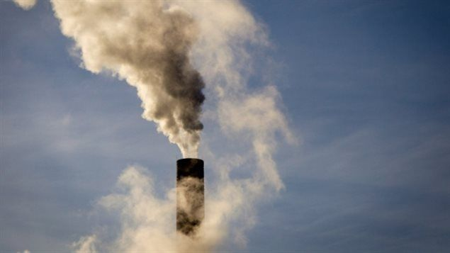 La contaminación atmosférica causa 7.700 muertes prematuras en Canadá cada año