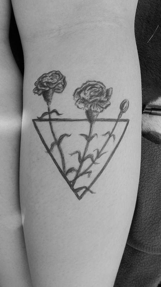 Tattoo design by ZajeBala, Łódź, Poland