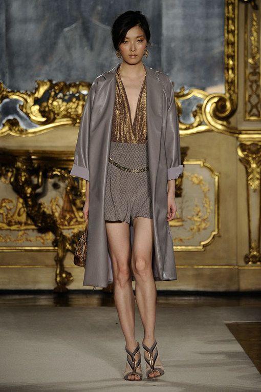 Elisabetta Franchi Milano Fashion Week primavera estate 2015