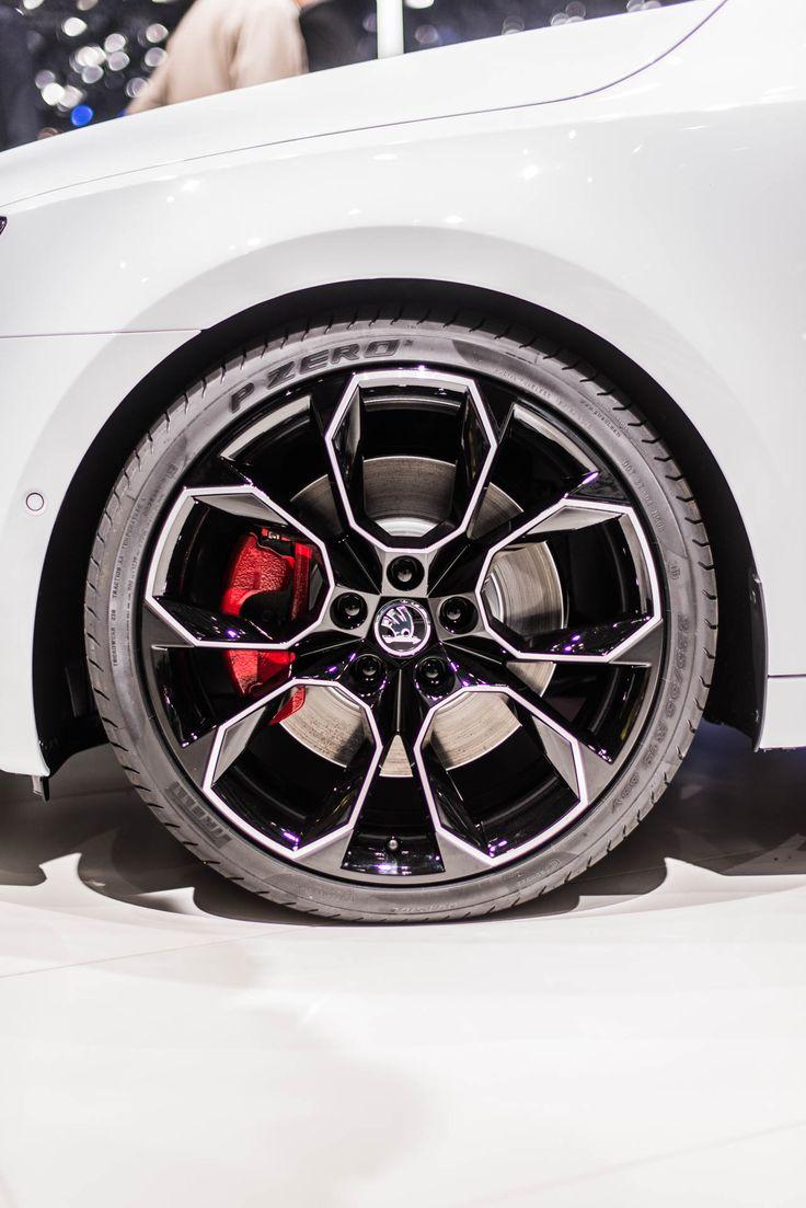 Octavia RS Xtreme alloy wheels #octaviars230 #octavia #skoda #genevamotorshow