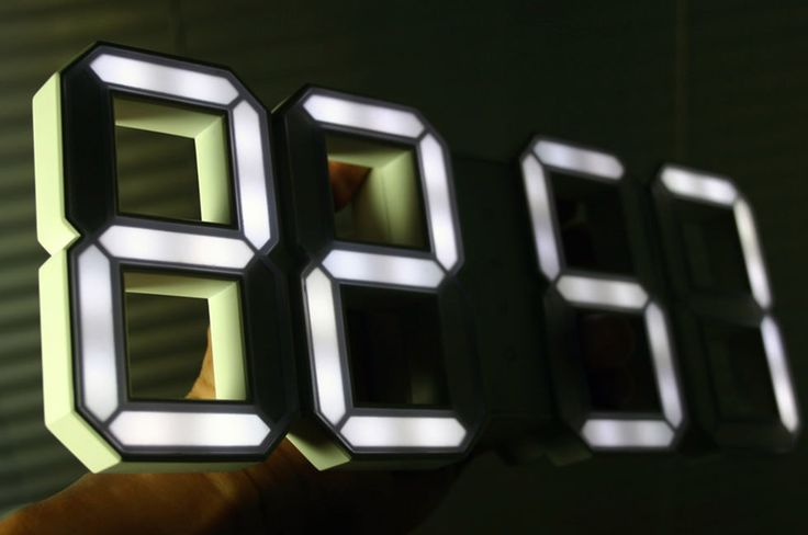 22 best Tech images on Pinterest Tech gadgets, White clocks and