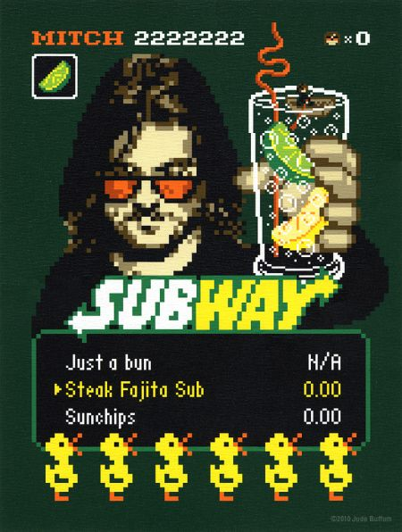 Mitch Hedberg - I want this on a t-shirt. :D