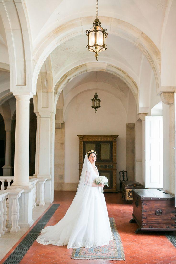Vestido de Noiva Casamento Palácio São Marcos