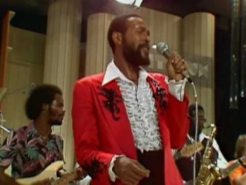 Marvin Gaye - Heard It Through The Grapevine (Live at Montreux)[caption id=