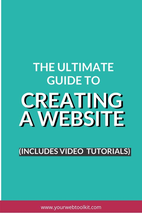Let me show you how to create a Wordpress website from scratch. Whether you're an online entrepreneur looking for a business website, or a blogger looking to start a blog, this 7 step process will make creating your Wordpress website really easy! #wordpress #website #blogging #bloggingtips #entrepreneur #entrepreneurs #onlinebusiness #onlinemarketing