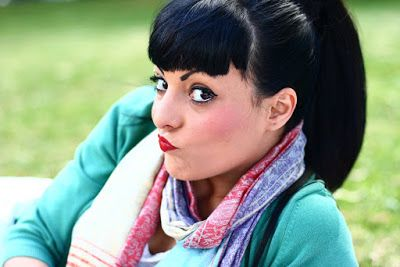Alexandra Kladi: Αλεξάνδρα Κλάδη: «Χιούμορ ίσον τραγωδία συν χρόνος...