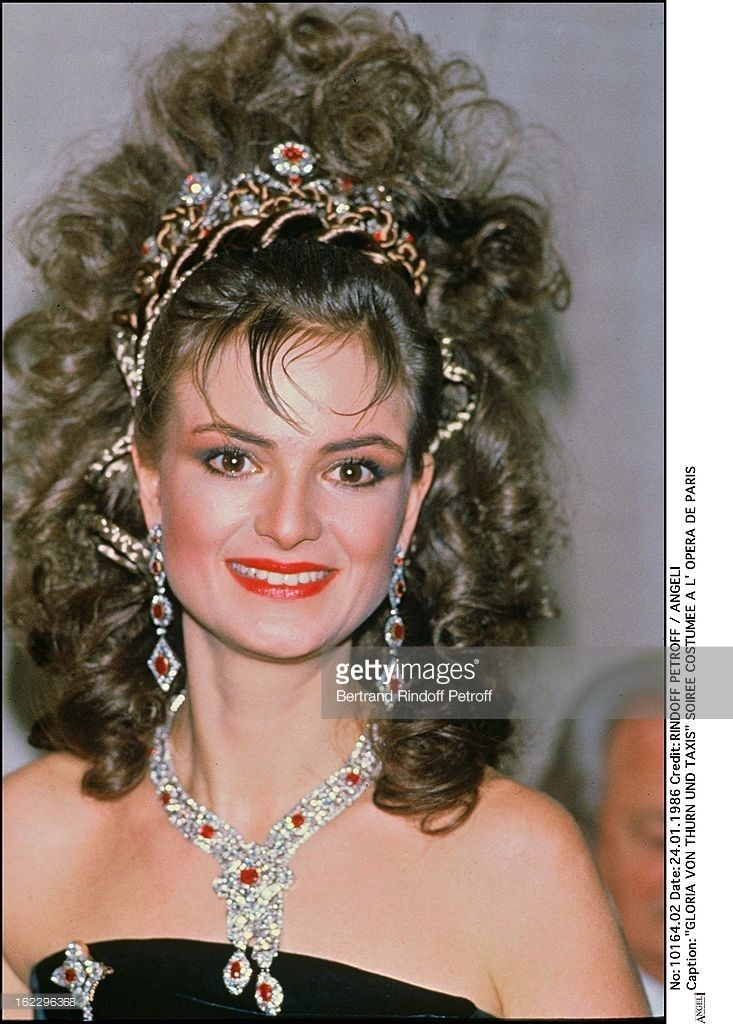 Royal Jewels of the World Message Board: Re: Thurn und Taxis Jewels