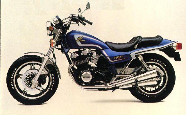 Honda Nighthawk 750
