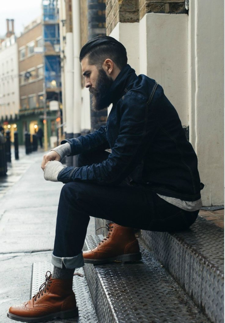 How to Wear Grenson Boots