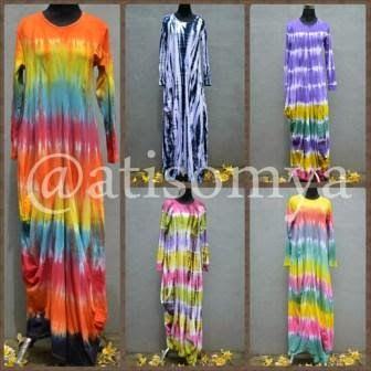 Sejarah Dress Tiedye | Hijabers ID http://hijabersid.blogspot.com/2014/01/sejarah-dress-tiedye.html