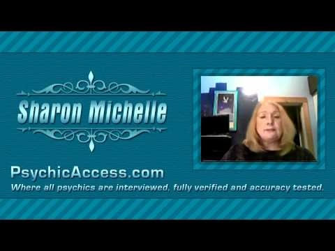 Sharon Michelle at PsychicAccess.com