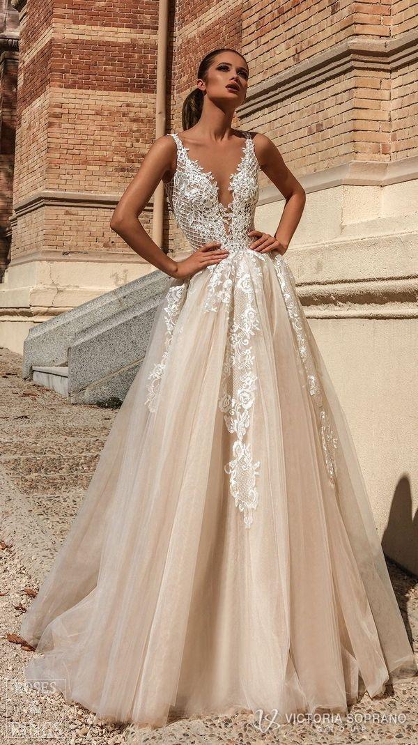 victoria soprano wedding dresses 2018: the one | boda | pinterest