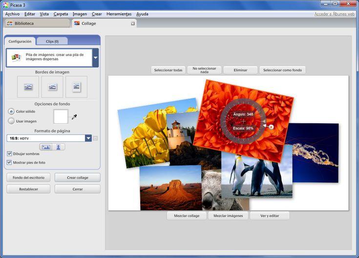 Retocar, mejorar y aplicar efectos a fotos e imágenes